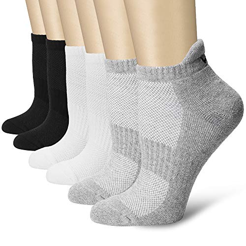 Bluemaple Compression Socks for Women and Men, Compression Ankle Socks, Regular wear, Fashion wear -Say Goodbye to Your Pain (Assorted10, Large/X-Large) ()