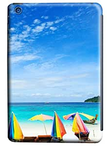 iPad Mini Case and Cover -Morning Sea PC case Cover for iPad Mini