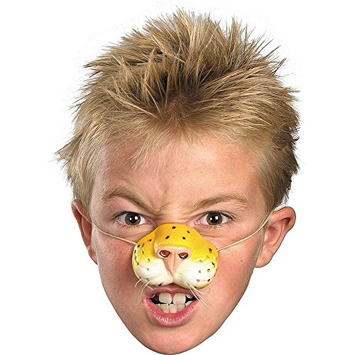 Tiger Costume Nose (Disguise Costumes Tiger Nose (Cesar 243), Child)