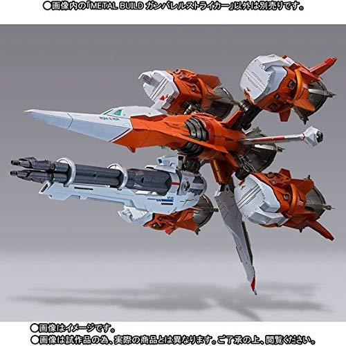 (Bandai Metal Build Gunbarrel Striker (Japan Import))