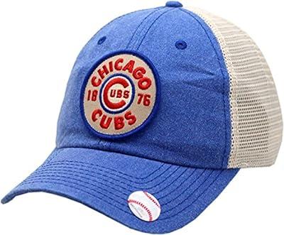 American Needle Chicago Cubs Snapback Trucker Mesh Mayfair