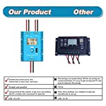 ZEALLIFE-Solar-Panels-Charge-Controller-8A-Battery-Regulator-for-12V-Solar-Battery-Charger-Solar-Battery-Maintainer-and-12-Volt-Batteries-Power-Kit-Safe-Protection-LCD-Style