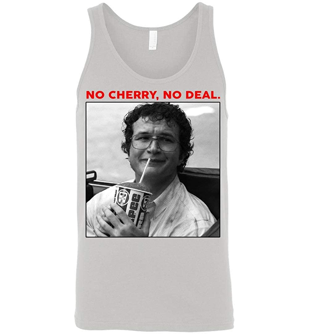 No Cherry No Deal Unisex Tank for Mens Womens