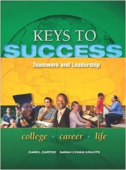 Descargar Keys To Success: Teamwork And Leadership Epub Gratis
