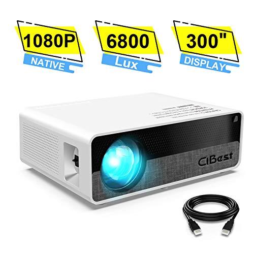 ProjectorCibest Q9 Native 1080P