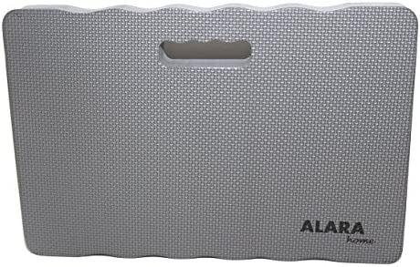 ALARA HOME Extra Thick Kneeling PADGarden Kneeler for Gardening Baby Bath Kneeling MAT for ExerciseExtra Large 18X11 THICKEST 112 Thicker Than Most Other Knee Pads for Knee Protection