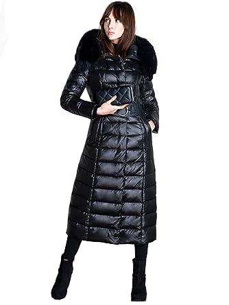 SOIERIES Women&39s Winter Plus-Size Lightweight Long Down Coat