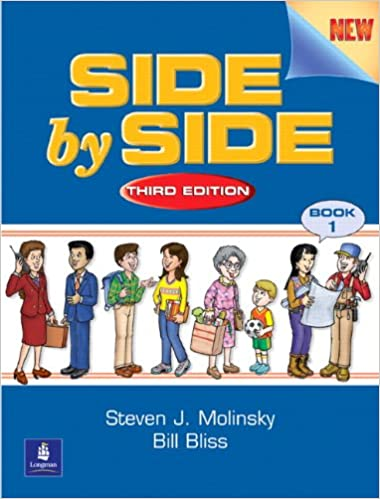 Amazon side by side student book 1 third edition amazon side by side student book 1 third edition 9780130267443 steven j molinsky bill bliss books fandeluxe Choice Image