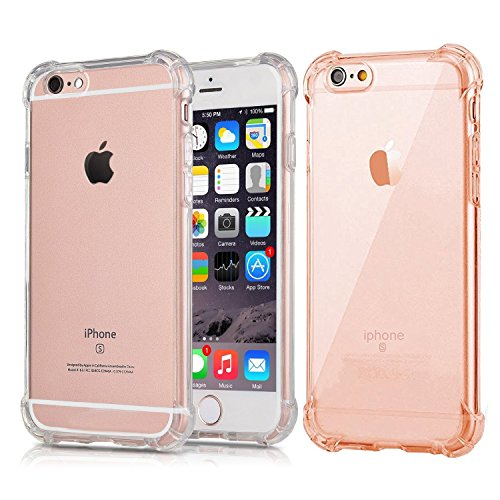 CaseHQ Transparent Protective Shock Absorption Anti Scratch