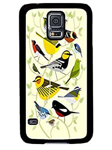 Personalize offerings New World Warblers 3 Cute Samsung Galaxy S5 I9600 TPU Black Case Cover