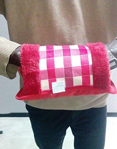 Bolsa de agua caliente eléctrica para la barriga, con bolsillos para las manos o los pies TOOLS