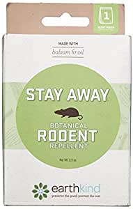 Earthkind Stay Away, Rodent Repellent, 2.5 Ounce