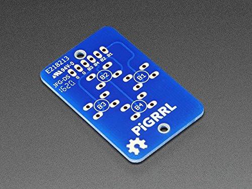 Adafruit Pigrrl Zero Custom Gamepad Pcb [ada2934]