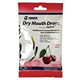 Hager Pharma Dry Mouth Drops, Cherry, 26 Count Per Bag (6 Bags) by Hager Pharma
