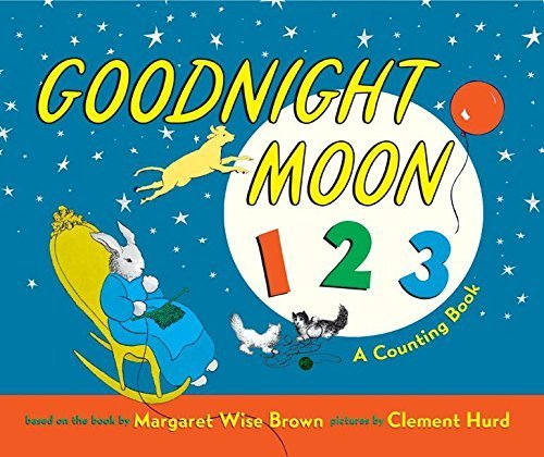 Goodnight Moon 123 Lap Edition by Margaret Wise Brown (2008-06-17) (Tim And Eric Bedtime Stories Angel Boy)