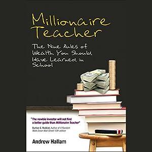 Millionaire Teacher Audiobook