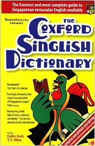 singlish dictionary buy
