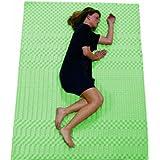 Science of Sleep Polar Foam Cool Foam Mattress Topper, King