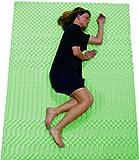 Science of Sleep Polar Foam Cool Foam Mattress Topper, Twin