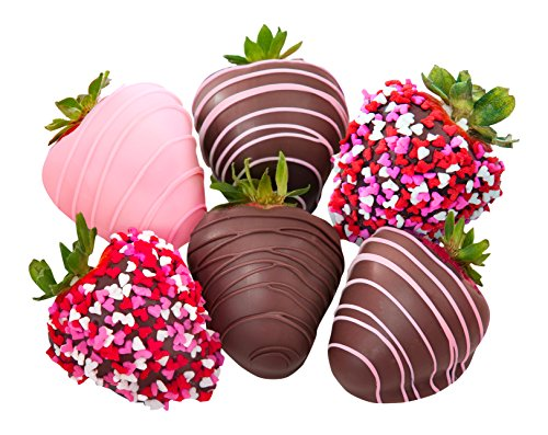 Golden State Fruit 6 Love Berries Valentine S Day Chocolate Covered