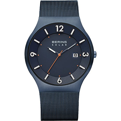 BERING-Time-14440-393-Mens-Solar-Collection-Watch-with-Milanese-Band-and-scratch-resistant-sapphire-crystal-Designed-in-Denmark