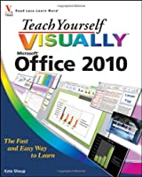 Teach Yourself VISUALLY Office 2010 Front Cover