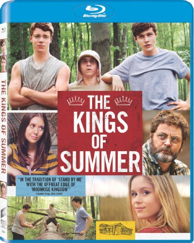 The Kings of Summer [Blu-ray]