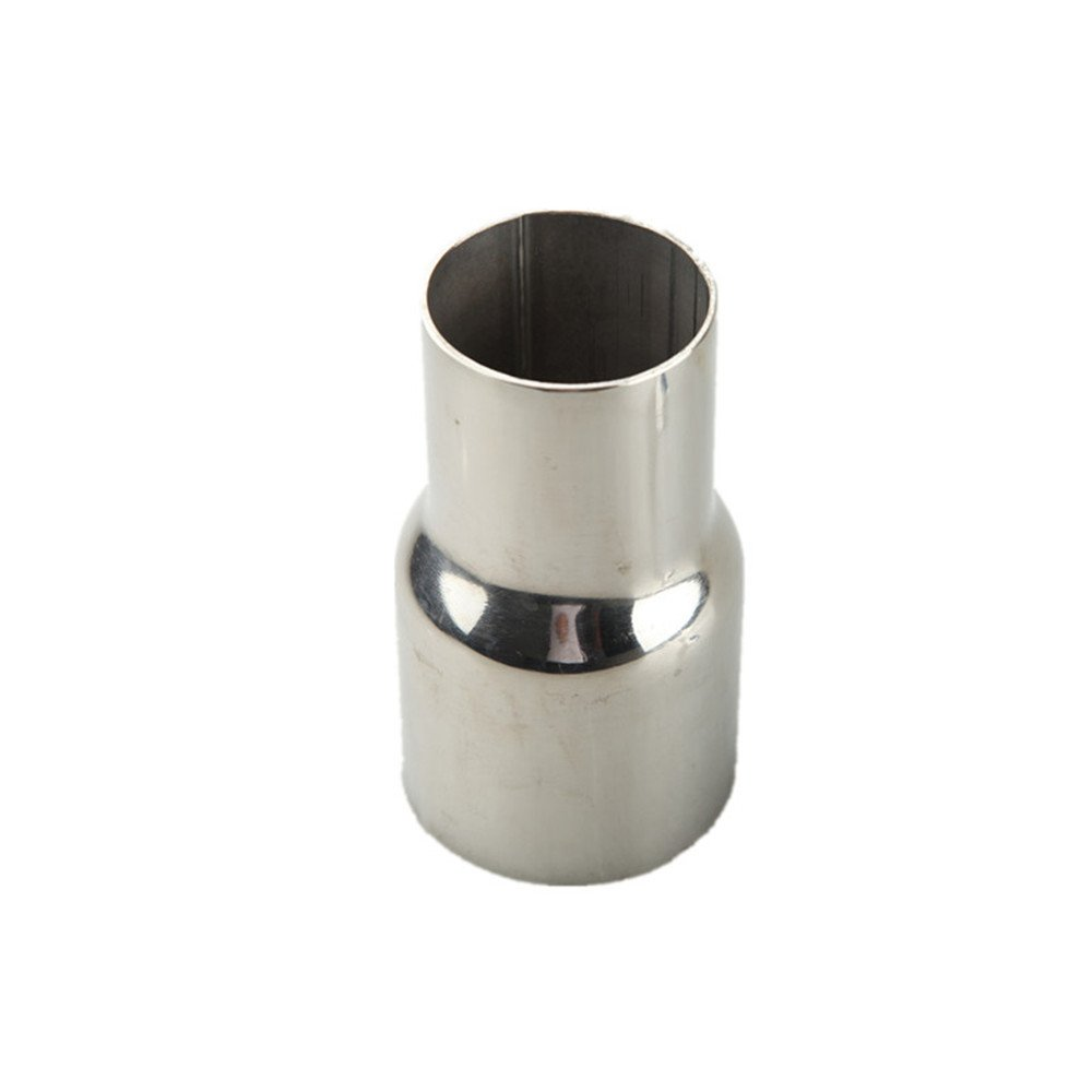 Universal 2.25'' OD To 2.5'' OD Turbo/Exhaust/Intercooler Reducer Pipe Tube Stainless Steel US Shipping