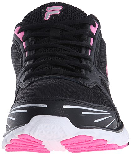 White Black Solidarity Fila Memory Shoe Running Sugarplum Women's wUT6qa
