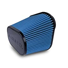 Airaid 723-478 Air Filter Cone Filter 4-Inch Flange H-8.5-Inch 10-Inch x 7-Inch Cone Blue