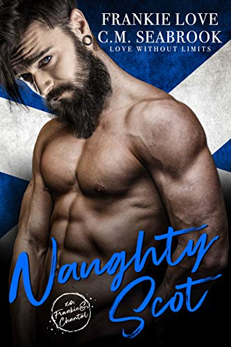 Naughty Scot by Frankie Love