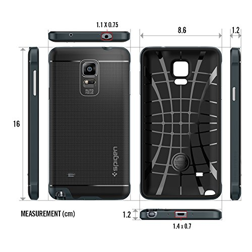 custodia galaxy note 4 spigen