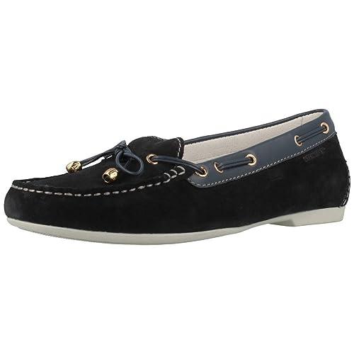 Mocasines para Mujer, Color Hueso, Marca STONEFLY, Modelo Mocasines para Mujer STONEFLY 106123 Hueso: Amazon.es: Zapatos y complementos