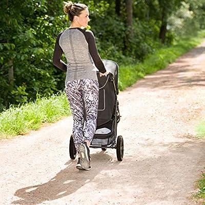 Hauck Rapid 3 - silla de paseo de 3 ruedas con posiciones en ...