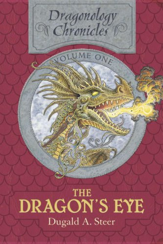Read Online The Dragon's Eye (The Dragonology Chronicles, Vol. 1) ebook