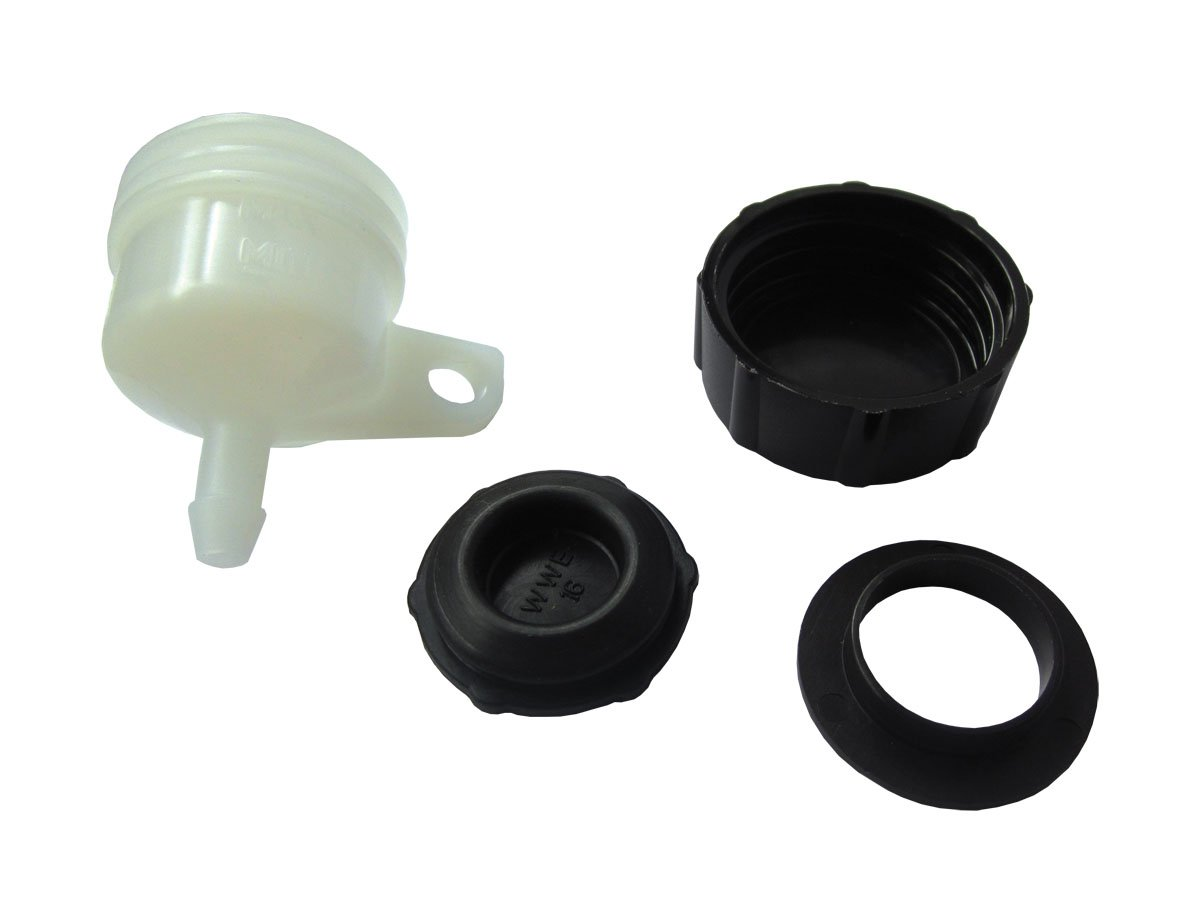 Polaris Sportsman 300 335 400 450 500 600 700 800 Rear Diesel Fuel Filter Brake Fluid Reservoir 1930854 Automotive