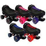 Riedell R3 Zen Outdoor Speed Skates - R3 Zen Wheels Roller Derby Skate