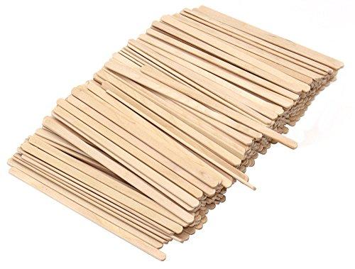 sable Coffee Stir Sticks Wood Coffee Stirrers (5.5 inch,500 Pcs) ()