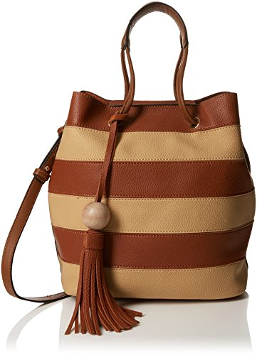 Marrone 1 tan In Borse 2 Lola Swankyswans Donna Stripe Bag Tote aSwzzC