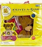 Colorbok Build, A, Bear Kit, Butterscotch Summer