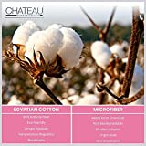 CHATEAU HOME COLLECTION 100% Egyptian Cotton Sheets
