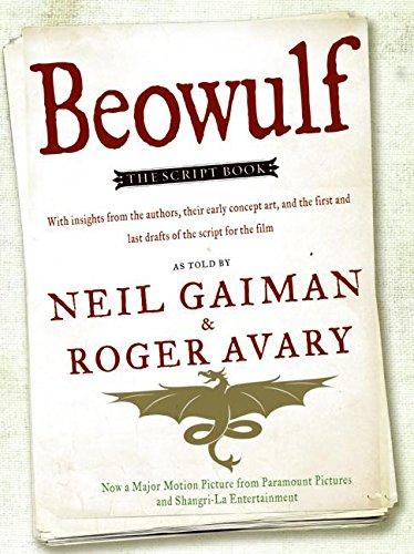 Read Online Beowulf: The Script Book ebook