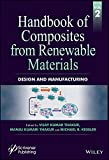 Handbook of Composites from Renewable Materials, Volume 2: Design and Manufacturing