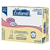 Enfamil Baby Formula, Lower Iron Concentrate Case, 385ml