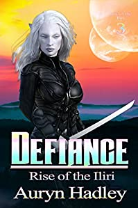 Defiance by Auryn Hadley ebook deal