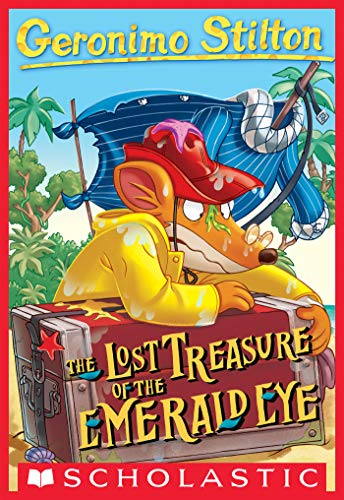 Geronimo Stilton #1: Lost Treasure of the Emerald Eye by [Geronimo Stilton]