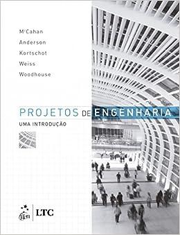 Book Projetos de Engenharia. Uma Introdução
