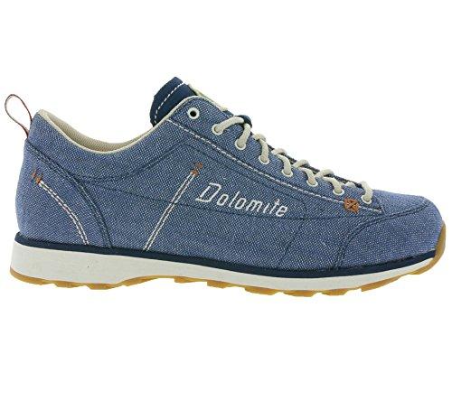 Dolomite Ladies Hiking Shoes Cinquantaquattro Lh Denim (292)