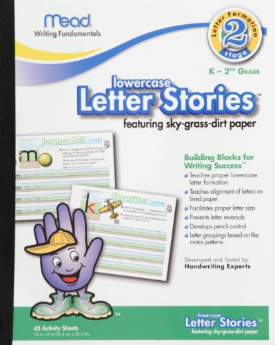 Mead Letter Stories Letters Inches