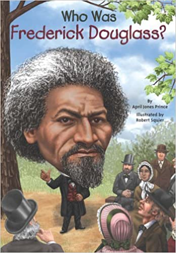 Book Who Was Frederick Douglass? by Prince, April Jones (2014)